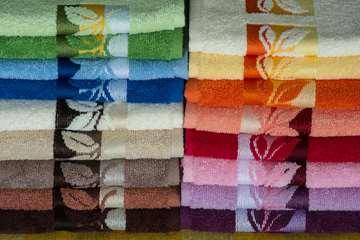 Baumwollhandtücher