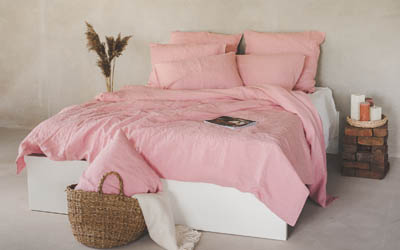 Bedroom Sets.Soft Linen Bedding Sets Namutekstile Lt
